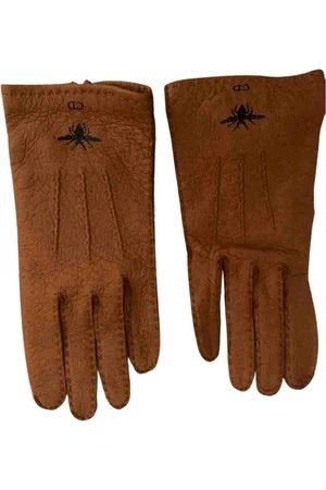 Dior Leather Gloves