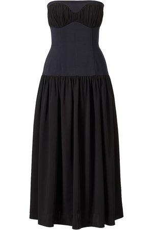 Tove Women Strapless Dresses - Women's Viktorija Strapless Dress - - Size 6