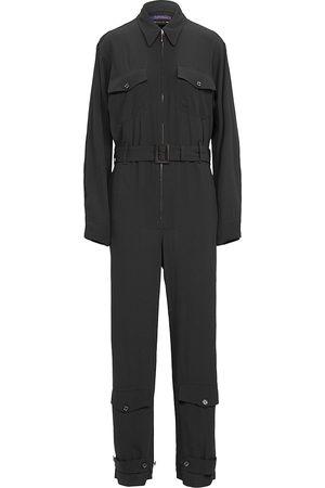 Ralph Lauren Collection Women's Donnigan Jumpsuit - - Size 4