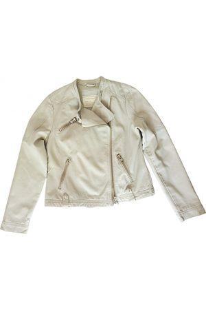 Sud Express Grey Cotton Jackets