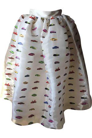FYODOR GOLAN Women Midi Skirts - Silk mid-length skirt