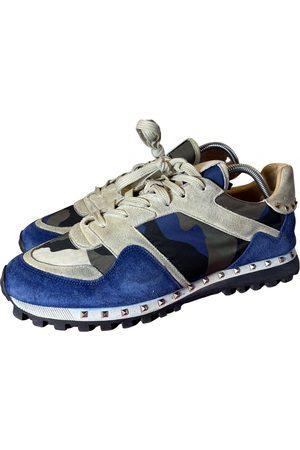 VALENTINO GARAVANI Men Sneakers - Rockrunner cloth low trainers