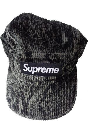 Supreme Multicolour Cotton Hats & Pull ON Hats