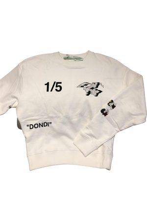 OFF-WHITE Cotton Knitwear & Sweatshirts