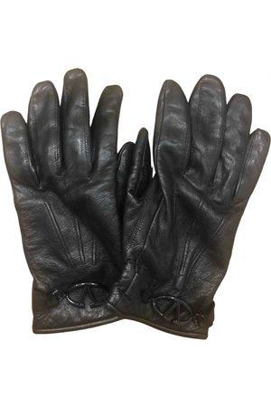 VALENTINO GARAVANI Leather Gloves
