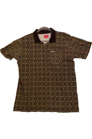 Supreme Cotton Polo Shirts