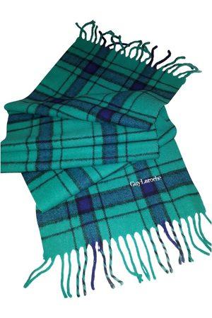 GUY LAROCHE Wool scarf & pocket square