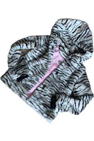 Juicy Couture Multicolour Faux fur Coats