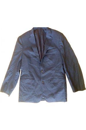 Loro Piana Navy Wool Jackets