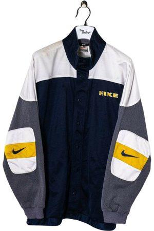 Nike Navy Cotton Knitwear & Sweatshirts