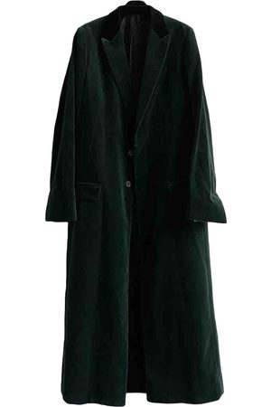 Haider Ackermann Velvet Coats