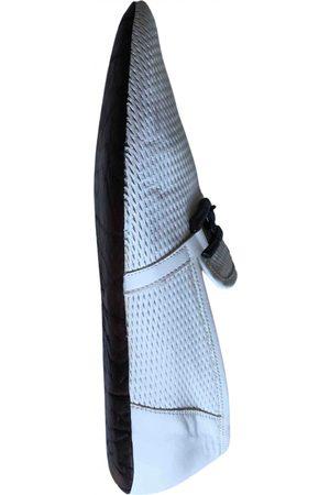 Cesare Paciotti Leather Flats