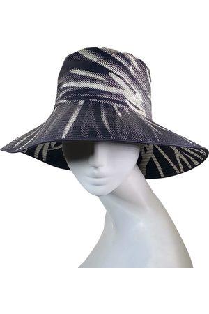 Hermès Navy Cloth Hats