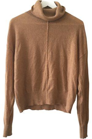 Caramel Wool Knitwear