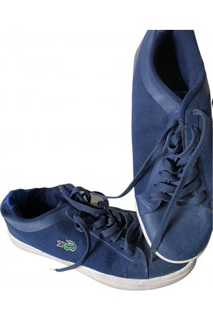 Lacoste Cloth Trainers