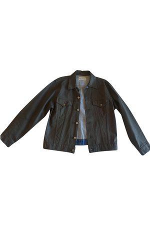 Maison Martin Margiela Men Denim Jackets - Grey Denim - Jeans Jackets