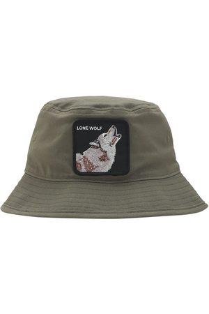 Goorin Bros. Men Hats - Lone Wolf Patch Bucket Hat