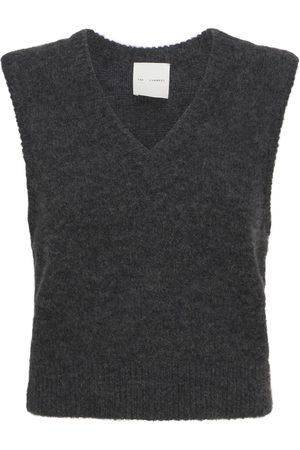 THE GARMENT Women Gilets - Verbier Alpaca Blend Knit Vest