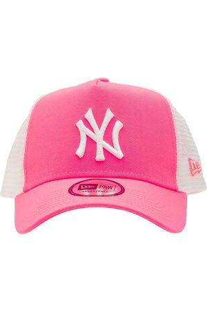 New Era Tonal Mesh Ny Yankees Trucker Hat
