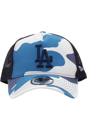 New Era Ny Yankees Camo Trucker Hat