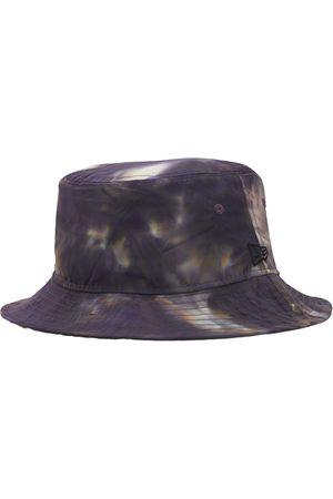New Era Men Neckties - Tie Dye Wash Nylon Bucket Hat