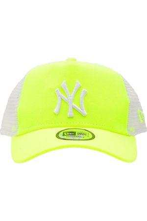 New Era Tonal Mesh Pack Ny Yankees Trucker Hat