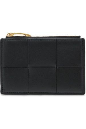 Bottega Veneta Intreccio Leather Card Case