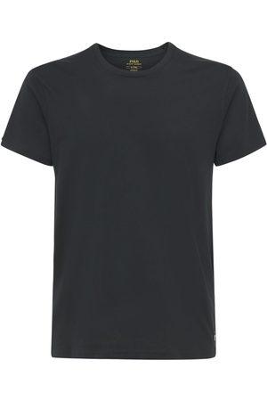 Polo Ralph Lauren 2 Pack Jersey Short Sleeve Crew T-shirt