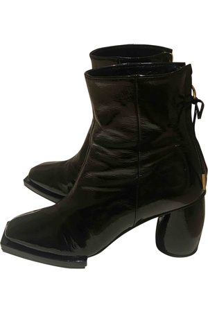 Reike Nen Leather Ankle Boots