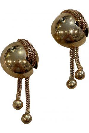 SHARRA PAGANO Steel Earrings