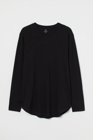 H&M Men Long sleeves - Long-sleeved Shirt Long Fit