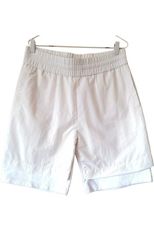 Kenzo Cotton Shorts Tiger