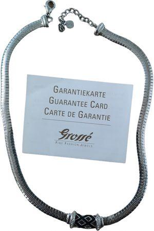 GROSSE Metallic Metal Necklaces