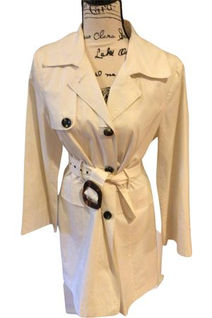 Kenneth Cole Cotton Trench Coats