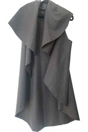 source unknown Women Ponchos & Capes - Wool cape