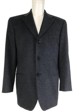 Kenzo Grey Wool Jackets
