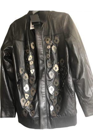 Anthony Vaccarello Leather jacket