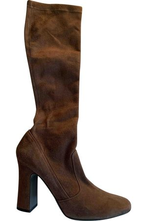 Halston Heritage Women Boots - Suede Boots