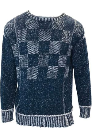 JUNYA WATANABE Men Sweatshirts - Cotton Knitwear & Sweatshirts
