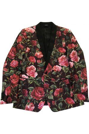 Dolce & Gabbana Multicolour Silk Jackets