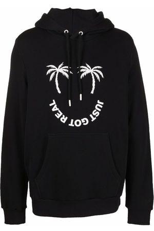 Diesel Men Hoodies - Green Label pal-print hoodie