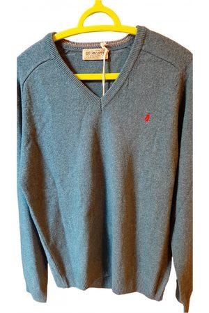 MCS Grey Wool Knitwear & Sweatshirts