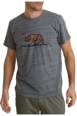 Marine Layer Men T-shirts - Signature Graphic Tee