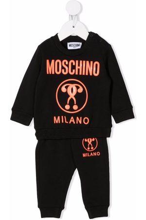 Moschino Kids Sets - Logo tracksuit set