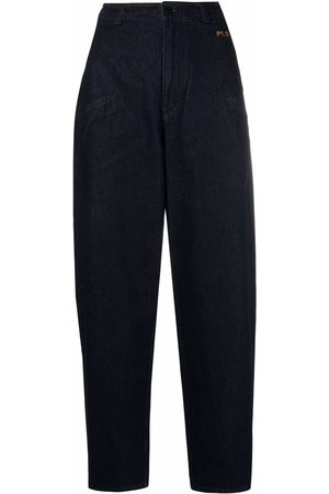 Serafini Women High Waisted - High-rise tapered jeans