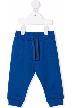 Dolce & Gabbana Kids Drawstring cotton track pants