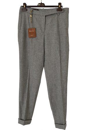 Loro Piana Cashmere straight pants
