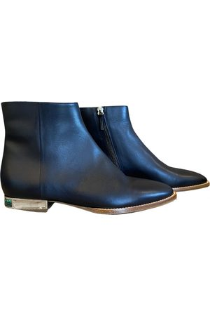 GABRIELA HEARST Leather Ankle Boots