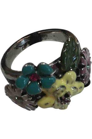 Bimba y Lola Multicolour Metal Rings