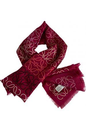 Loewe Women Scarves - Wool Scarves